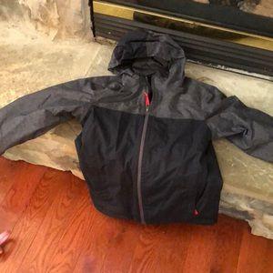 Boys Northface Jacket Size with liner jacket